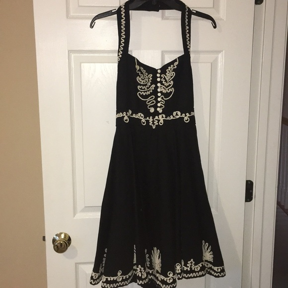 French Connection Dresses & Skirts - Halter Dress